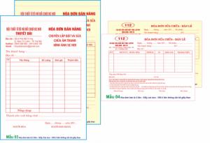 In hóa đơn giá rẻ tại hà nội chất lượng