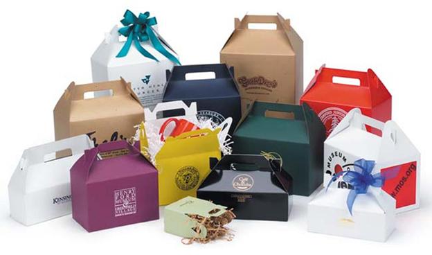 In hộp giấy đựng bánh với thiết kế đa dạng