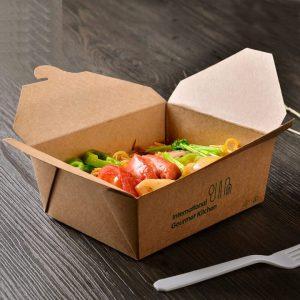 In hộp giấy đựng đồ ăn nhanh chất lượng giá rẻ