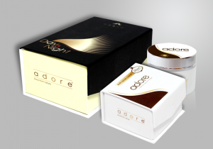 In hộp giấy đựng mỹ phẩm thiết kế đẹp