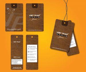 In tem mác quần áo tại hà nội đa dạng về mẫu thiết kế