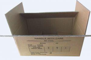 In thùng carton 5 lớp bằng công nghệ in offset hiện đại