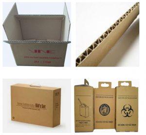 In thùng carton giá rẻ chất lượng vẫn đảm bảo