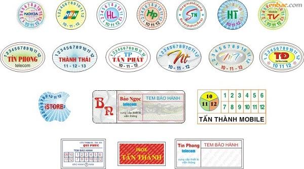 In tem chống hàng giả ở đâu chất lượng