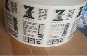In tem phụ decal nylon chất lượng hàng đầu