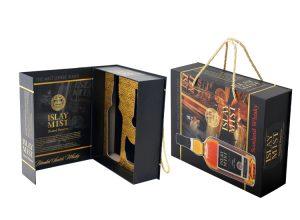 Chất lượng tốt nhất khi in vỏ hộp rượu Whisky