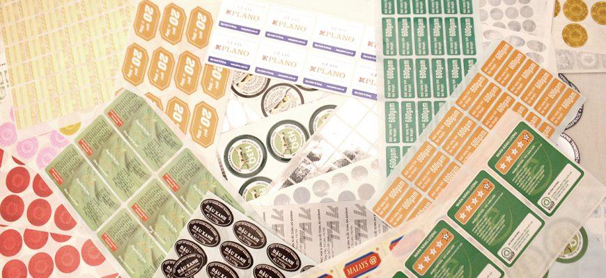 Tìm hiểu về dịch vụ in tem vỡ tại hà nội