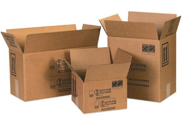 Thùng carton in Flexo hiện đại chất lượng